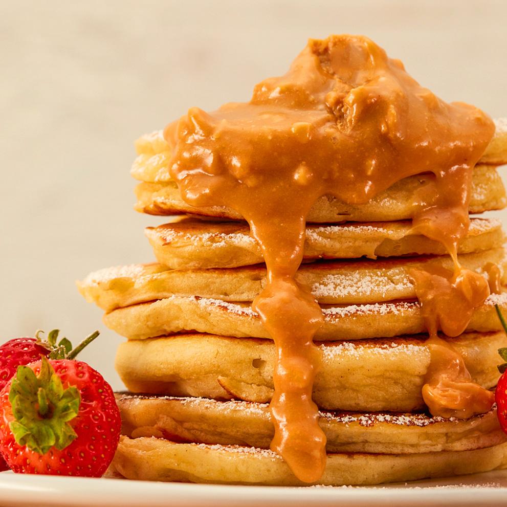 SUN-PAT Pancakes